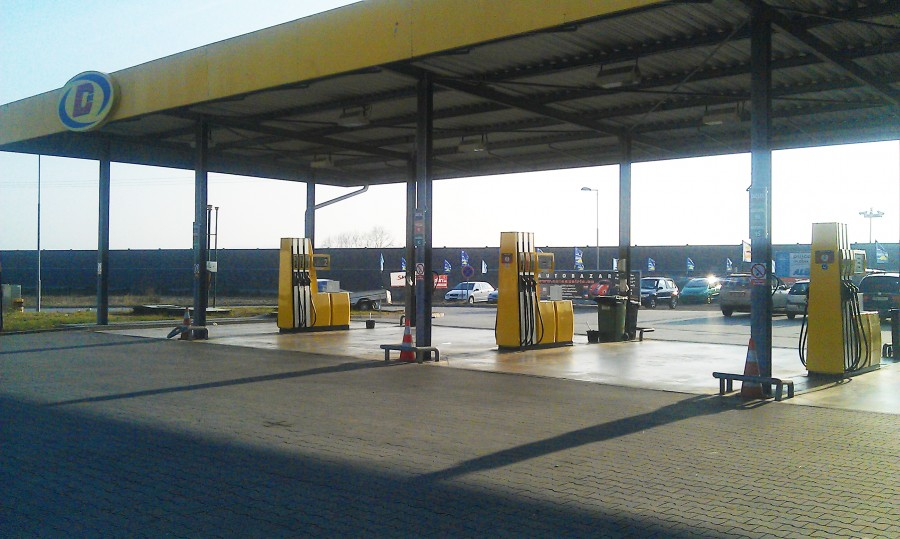 ELBOS elektro s.r.o. | Technologie čerpacích stanic + LPG